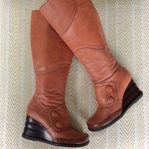 6/36 Miz Mooz Beaufort Wedge Boots